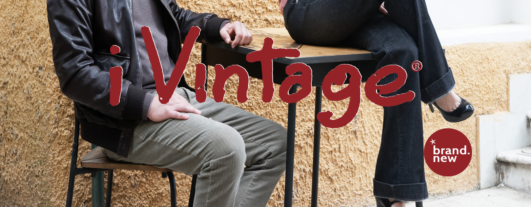 Ivintage Chinos